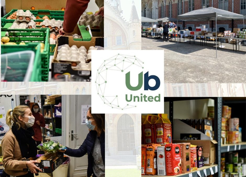 United.B soutient les fonds d'urgence Solidarité