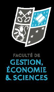 Logo de la Faculté de Gestion, economie et sciences