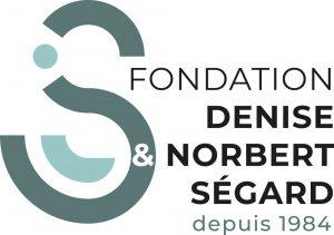 Logo de la Fondation Denise et Norbert Ségard