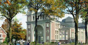 Le palais rameau de Lille - grand démonstrateur