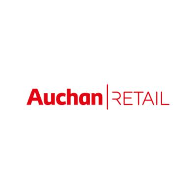 logo Auchan RETAIL