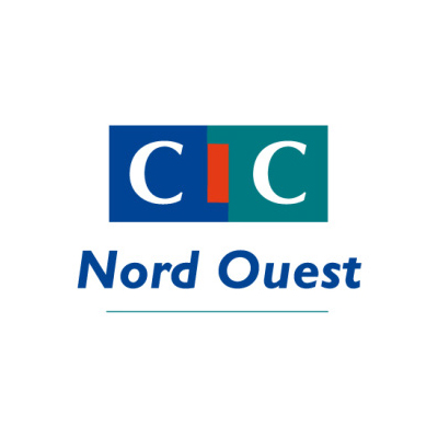 Logo de la Banque CIC Nord OUEST