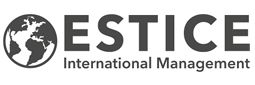 estice logo - international Management