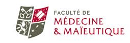 Logo de la faculté de médecine et maïeutique de la Catho de LIlle