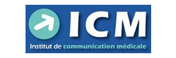 icm - Institut de communication médicale logo