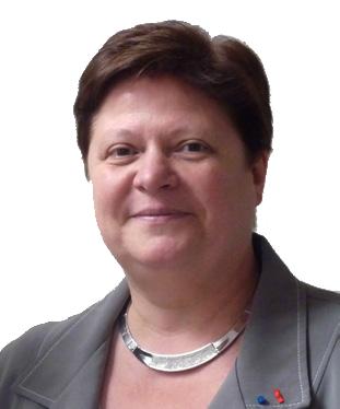 Thérèse Lebrun, Président récteur délégué Santé/Social de l'Université catholique de Lille
