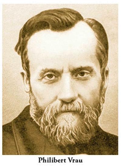 Philibert VRAU